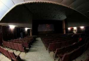 Many cinemas were shut and homegrown filmmaking languished in Sudan under Omar al-Bashir's Islamist regime.  By ASHRAF SHAZLY (AFP/File)