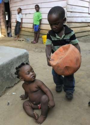 Many in Equatorial Guinea live in desperate poverty.  By ABDELHAK SENNA (AFP/File)