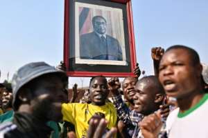 Many Zimbaweans will remember Mugabe more for the economic mismanagement and increasingly tyrannical rule that followed the initial hope oftheir liberation.  By TONY KARUMBA (AFP)