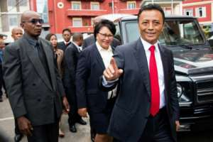 Madagascar's Marc Ravalomanana cried foul after losing December's presidential election but has since accepted defeat.  By Mamyrael (AFP)