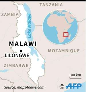 Malawi's ranking on a range of indicators compared with some neighbouring countries.  By  (AFP)