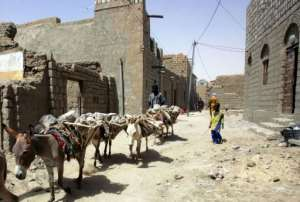 A Swiss woman was abducted Sunday in the rebel-held northern city of Timbuktu.  By Issouf Sanogo (AFP/File)