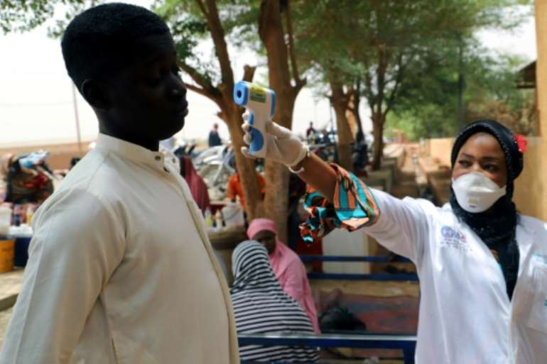 Mali will hold a parliamentary election on Sunday despite coronavirus fears and the kidnapping of the main opposition leader.  By Souleymane Ag Anara (AFP/File)