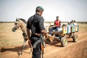 Malian forces have been battling Islamic militants since a 2012 uprising in the north.  By Marco LONGARI (AFP)