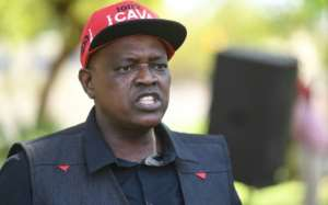 Masisi said the door was still open for Khama, his former mentor, to rejoin the party.  By MONIRUL BHUIYAN (AFP)