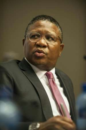 Mbalula said his ally Zuma 'knows he is bowing out'