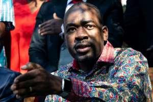 MDC leader Nelson Chamisa slammed the