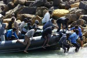 Migrants making it as far as Libya try their luck with perilous voyages across the Mediterranean