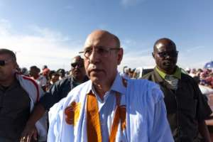 Mohamed Ould Ghazouani, an ally of outgoing president Mohamed Ould Abdel Aziz, is tipped to win Saturday's first round.  By Carmen Abd Ali, Carmen Abd Ali (AFP)
