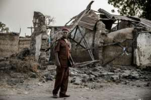 More than 50 people died in the Nigerian village of Nzumoso in an attack by herdsman. By Luis TATO (AFP)