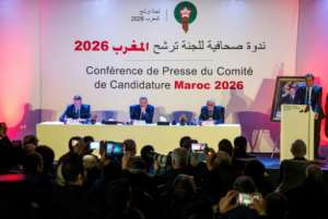Morocco is one of two candidates for the 2026 World Cup