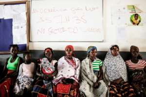 Mozambique's child marriage and teen pregnancy rates are among the highest in the world.  By GIANLUIGI GUERCIA (AFP)