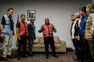 Mozambique's President Filipe Nyusi described the cyclone as the country's