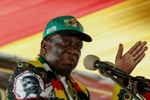 Mnangagwa, who has pledged to revive the moribund economy, blamed the shortfall in supplies on increased fuel usage compounded by rampant illegal currency and fuel trading.  By Jekesai NJIKIZANA (AFP)