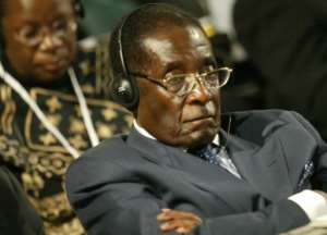 Mugabe pulled Zimbabwe out of the Commonwealth  in 2003 after its membership was suspended over violent and graft-ridden elections the previous year.  By JEAN-PHILIPPE KSIAZEK (AFP/File)