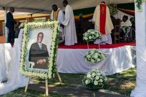 Mugabe was initially hailed as a pan-African liberator but he became increasingly repressive.  By Jekesai NJIKIZANA (AFP)