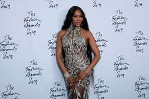 Naomi Campbell and other signatories said it was 'unacceptable' for LGBT+ activists to 'feel unsafe'.  By ISABEL INFANTES (AFP/File)
