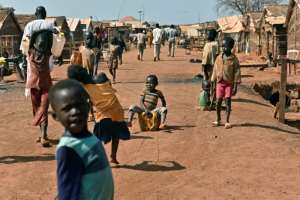 Nearly 190,000 people live under UN protection in camps across South Sudan, unwilling to venture out despite assurances from Juba that peace is around the corner.  By TONY KARUMBA (AFP)