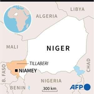 Niger.  By AFP (AFP)