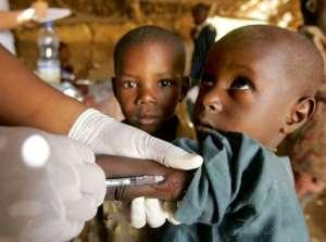 Niger has launched an effort to immunise six million children against meningitis.  By ISSOUF SANOGO (AFP/File)