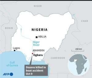 Key statistics on Nigeria. By (AFP)