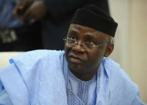Nigerian pastor  and ex-vice presidential candidate Tunde Bakare.  By Pius Utomi Ekpei (AFP/File)