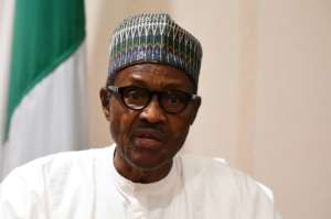 Nigeria's President Muhammadu Buhari will run for a second term during next year's elections -- and no one else from his APC party has picked up a nomination form.  By PIUS UTOMI EKPEI (AFP/File)