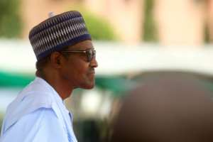 Nigeria's President Muhammadu Buhari came to power in 2015 on a pledge to tackle corruption.  By Sodiq ADELAKUN (AFP/File)