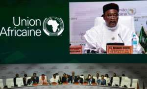 Niger's President Mahamadou Issoufou hailed the deal as