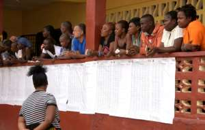 Observers said turnout appeared lower than in the October first-round vote