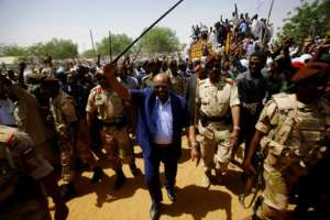 Omar al-Bashir ruled Sudan with an iron fist for three decades but in the western region of Darfur his rule was especially brutal.  By ASHRAF SHAZLY (AFP/File)