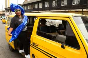 One of Nigeria's hippest artists with millions of African followers, Teni has eyes on Wembley -- but especially on making it in South America, at which point she suggests