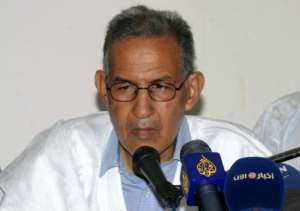 Opposition leader Ahmed Ould Daddah has urged voters to take a stand to junk