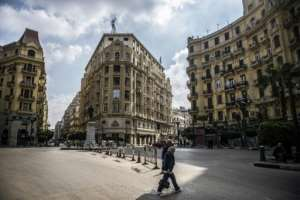 Ottoman ruler Khedive Ismail Pasha, who governed Egypt in the mid-19th century, is credited with transforming Cairo into a modern metropolis with European influences. By Khaled DESOUKI (AFP)