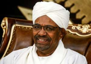 Ousted leader Omar al-Bashir (shown in a file picture) is being held in Kober prison in Khartoum. By ASHRAF SHAZLY (AFP/File)