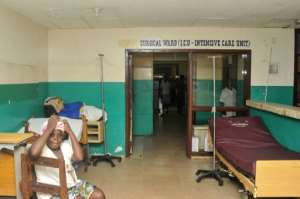 Phebe Hospital owes $300,000 to drug and fuel vendors..  By Zoom DOSSO (AFP)
