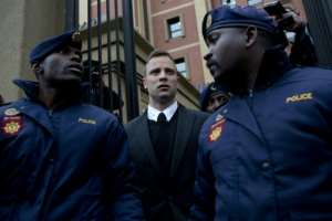Pistorius pleaded not guilty at his trial in 2014, saying he mistook his girlfriend for a burglar.