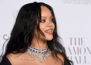 Pop star Rihanna is urging world leaders to commit education funding to countries struggling with poverty and conflict.  By ANGELA WEISS (AFP/File)