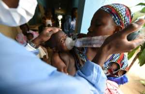 Pneumonia is considered a 'forgotten' epidemic despite killing some 800,000 children a year.  By SIA KAMBOU (AFP/File)