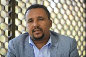 Prominent opposition politician Jawar Mohammed is among more than 9,000 people caught up in mass arrests.  By Michael Tewelde (AFP/File)