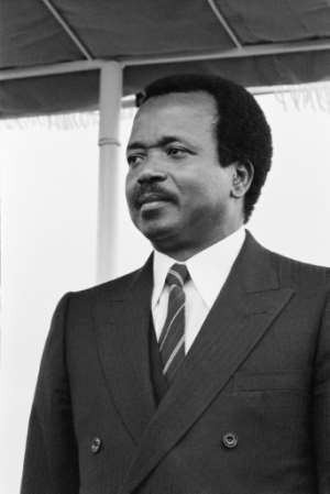 President Biya has ruled out granting more autonomy.  By Pierre GUILLAUD (AFP/File)