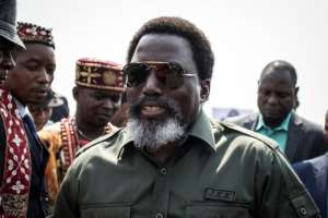 President of the Democratic Republic of the Congo (DRC), Joseph Kabila, has ceded to international pressure and will step aside after December elections.  By JOHN WESSELS (AFP)