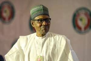 President Muhammadu Buhari has faced pressure over his government's response to the violence.  By Kola SULAIMON (AFP)