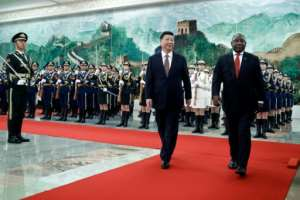 President Xi Jinping and leaders from across the continent will hold the two-day Forum on China-Africa Cooperation (FOCAC).  By Andy Wong (POOL/AFP/File)