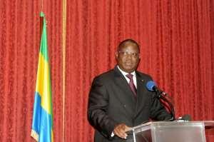 Prime Minister Emmanuel Issoze Ngondet