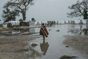 Rann currently hosts some 35,000 internally displaced people and has been repeatedly hit in the conflict, exacerbating already dire humanitarian conditions on the ground.  By STEFAN HEUNIS (AFP/File)