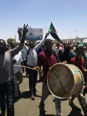 Rallies initally over a hike in bread prices late last year quickly morphed into protests against Bashir's government. By Ashraf SHAZLY (AFP)