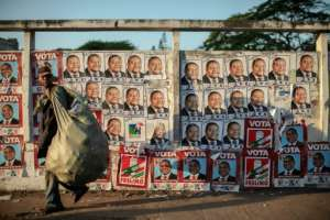 Renamo is predicted to take control of three to five of Mozambique's 10 provinces, according to analysts.  By GIANLUIGI GUERCIA (AFP)