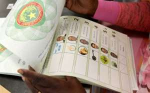 Results showed ruling party candidate Mohamed Ould Ghazouani winning Saturday's election with 52 percent of the vote..  By Sia KAMBOU (AFP/File)