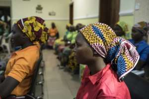 Scores of girls kidnapped by Boko Haram have been freed